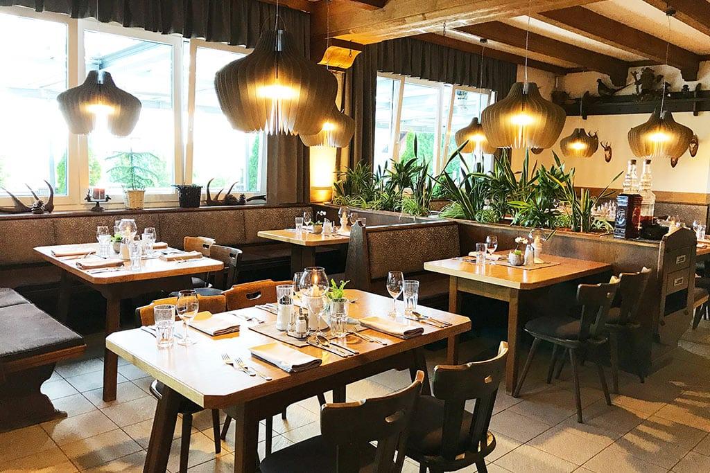 Sala di pranzo e cena