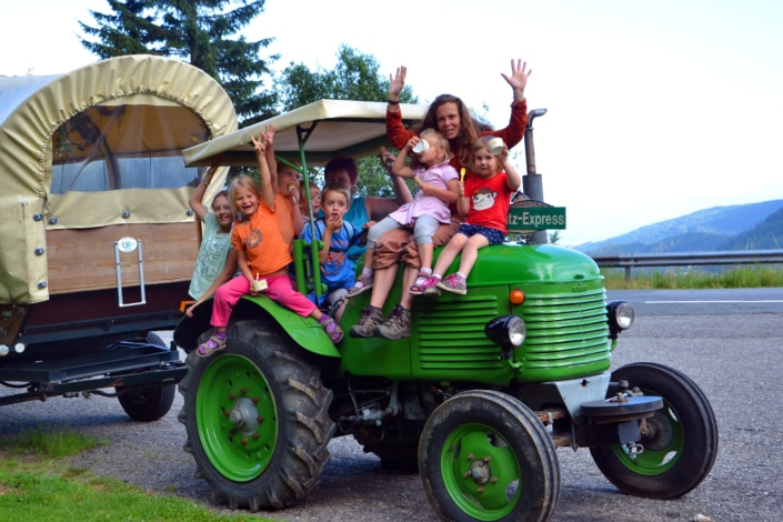 Familienurlaub Kärnten Sommer 2020