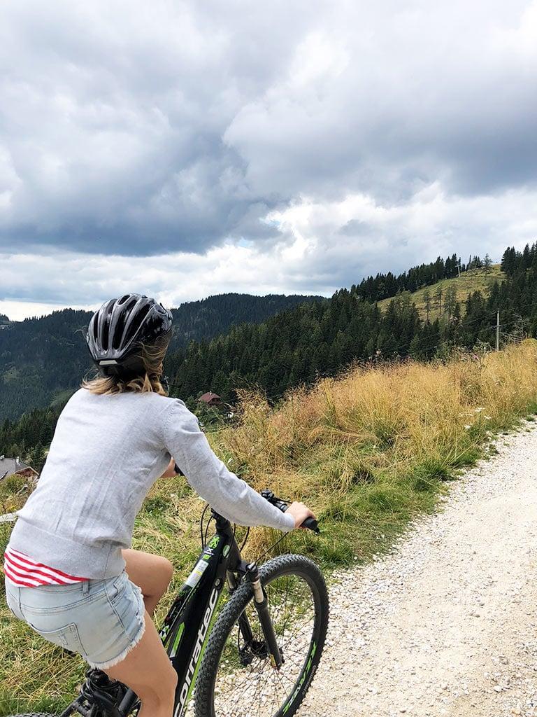 E-Bike Ausflüge mit Nächtigung Hotel Hochegger