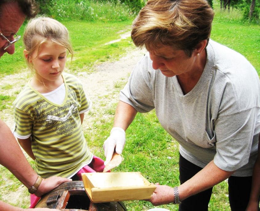 Estate vacanze per la famiglia Carinzia Klippitztörl
