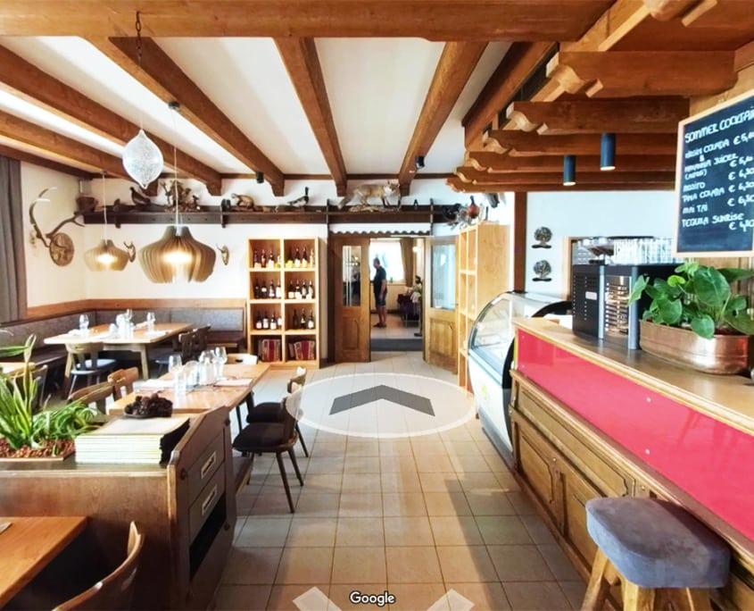 Google Street View Hotel Hochegger