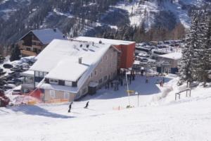Hotel Hochegger, Klippitztörl, Piste, Abfahrt, Wintersport