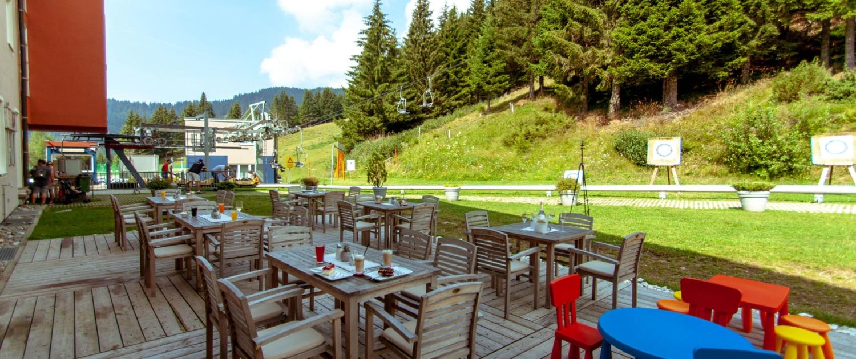 Hotel in den Bergen Natur Familienurlaub