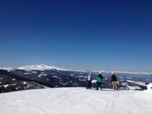 Bergstation Sessellift