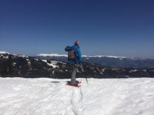 Scheeschuhwandern