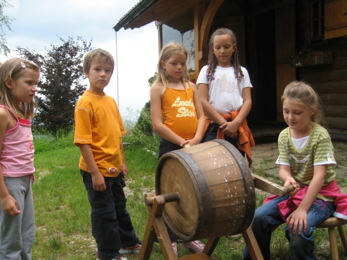 Familienprogramm Kinderprogramm Sommerurlaub Kärnten Klippitztörl