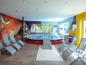 Whirlpool Entspannung Hotel Hochegger