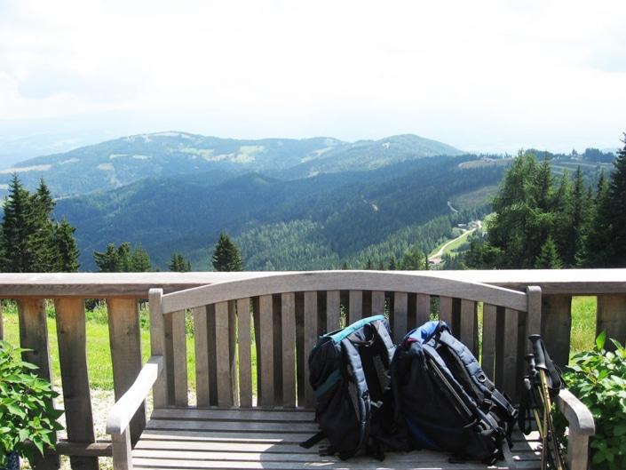 Die Ruhe finden Sie am Berg - Klippitztörl in Kärnten.