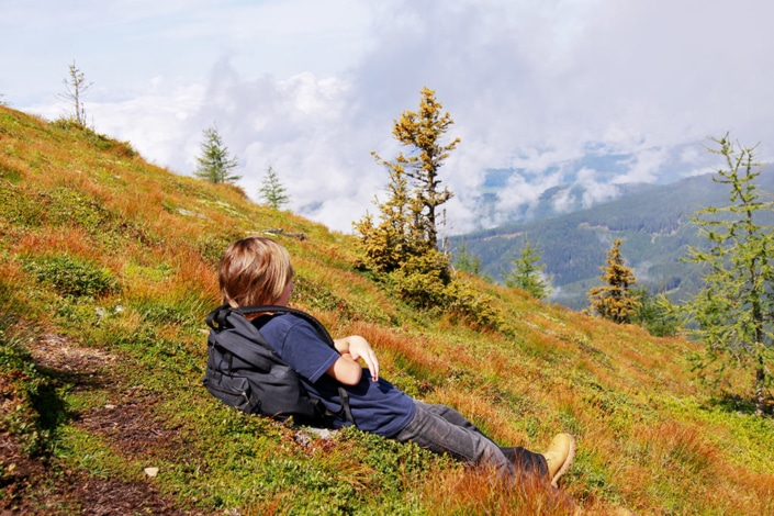 Klippitztörl il paradiso per camminare