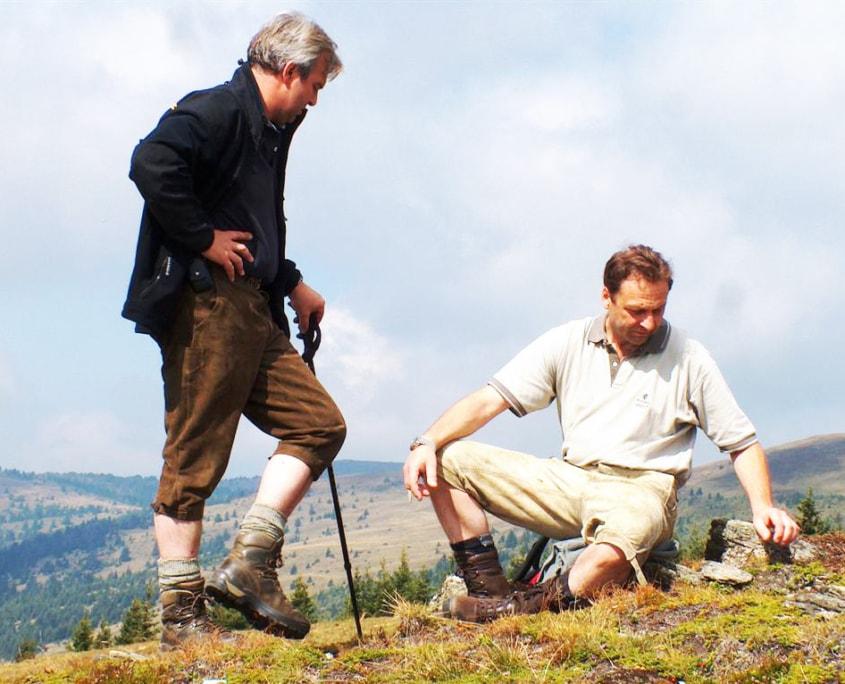 Wanderparadies Klippitztörl Kärnten - Nächtigung im Hotel Hochegger