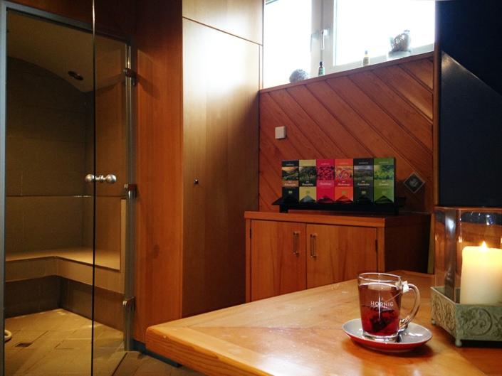 Wellness Sauna e Bagno turco