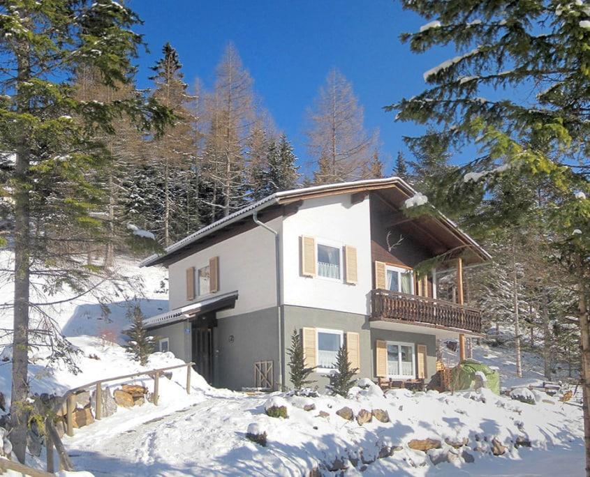 Chalet Winter Klippitztörl