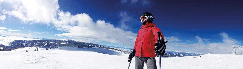 Inverno vista magnifica Klippitztörl Carinzia