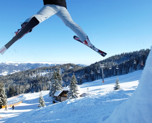 Winterzauber Einkehrschwung am Klippitztörl