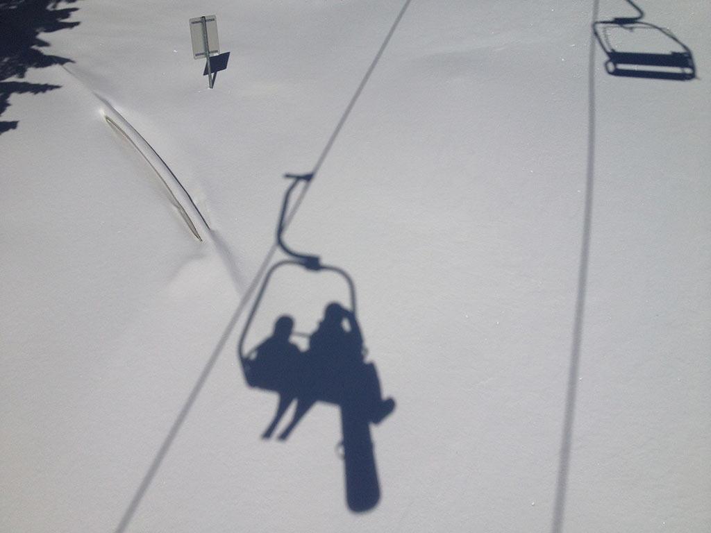 Winterzauber Sessellift Hochegger