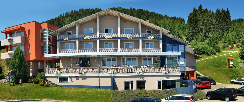 Familienurlaub Kärnten Hotel Alpengasthof Hochegger