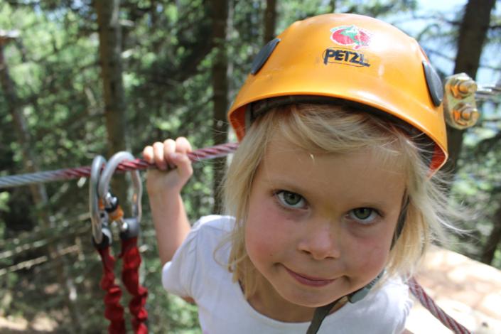 Kinderkletterpark Klippitztörl