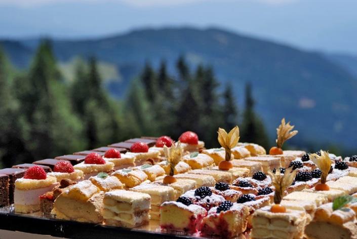 regionale Küche - Kuchen