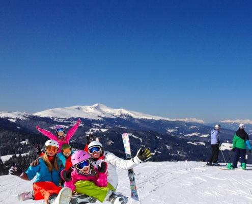 Winterurlaub am Klippitztörl Kärnten